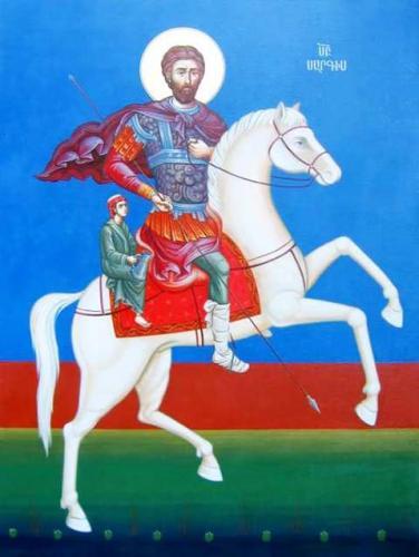 St Sarkis Armenian Church, London